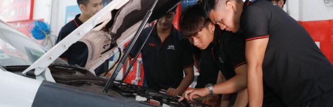 Tuyển sinh khóa học nghề sửa chữa ô tô tháng 10/2020